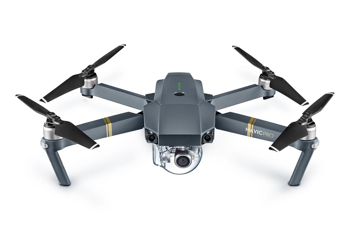 Mavic Pro Drone by DJI