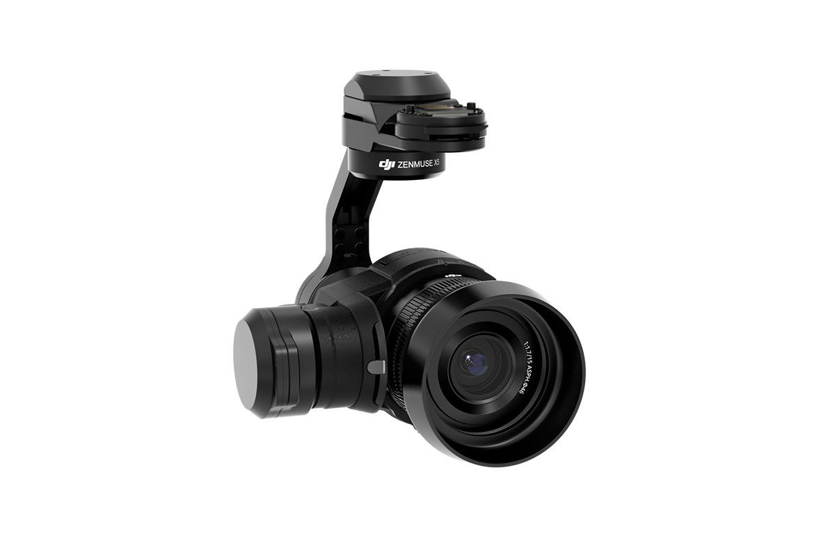 Zenmuse X5 Camera by DJI Drones