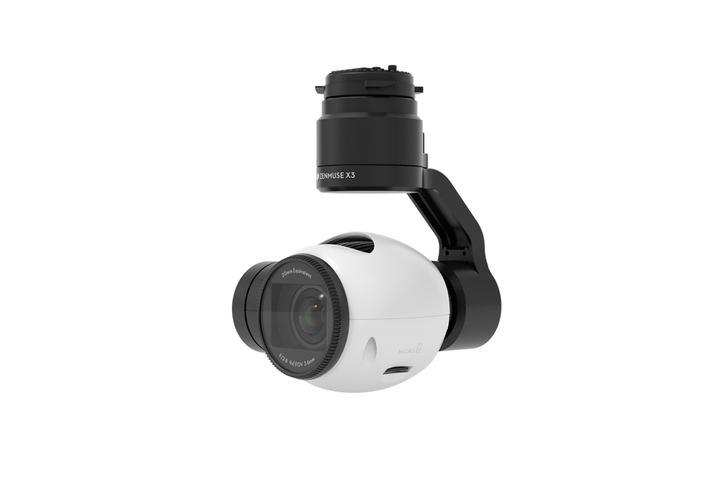 Zenmuse X3 Gimbal & Camera by DJI Drones